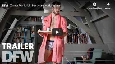 De trailer van Zwaar Verliefd! staat online